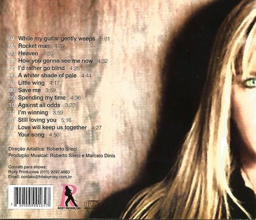 cd - hits by roxy - hits internacionais - lacrado