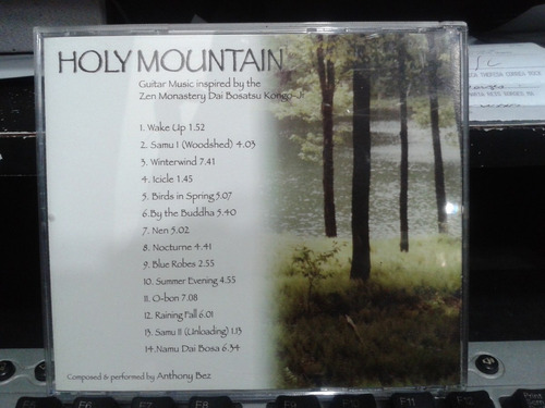 cd - holy mountain