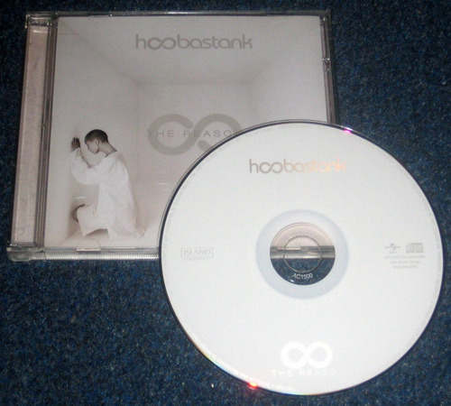 cd hoobastank - the reason - original - envio por cr