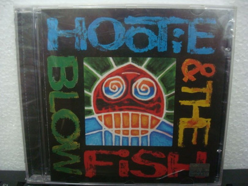 cd hootie & the blowfish - hootie & the blowfish - lacrado