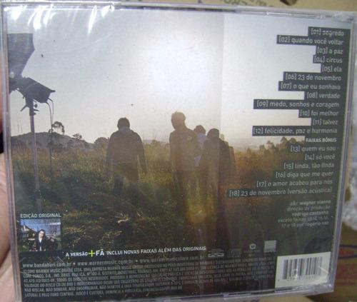 cd [+] hori - banda do fiuk versão + fã