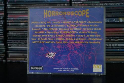 cd horroroscope