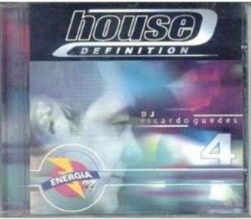 cd house definition - dj ricardo guedes   -  b116