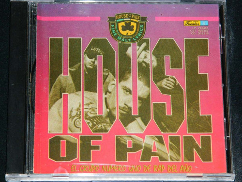 cd house of pain fine malt lyrics
