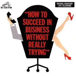 cd how to succeed in business without really trying (eco-fri