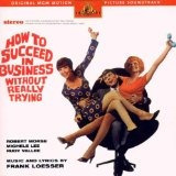 cd how to succeed in business without really trying: soundtr
