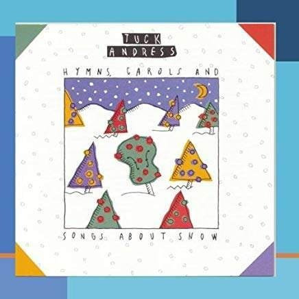 cd hymns, carols, and songs about snow tuck envío gratis
