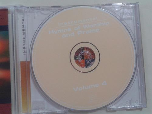 cd hyrnns of worship and praise instrumental vol.4 ja 88