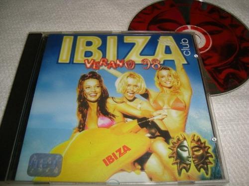 cd  ibiza club  verano 98  arte som