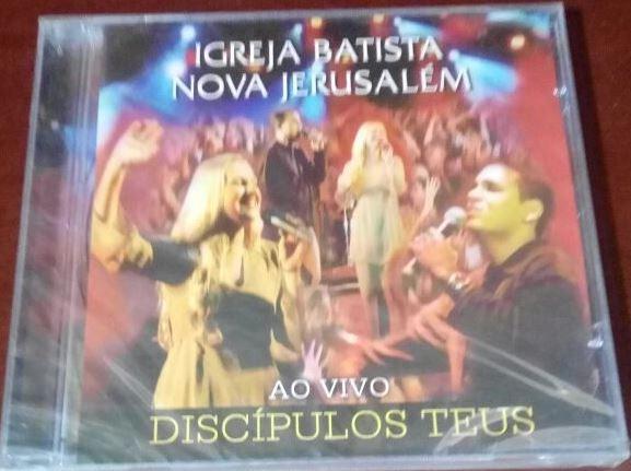 cd discipulos teus igreja batista nova jerusalem