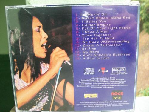 cd. ike & tina turner-a fool in love 1996.frete grátis !