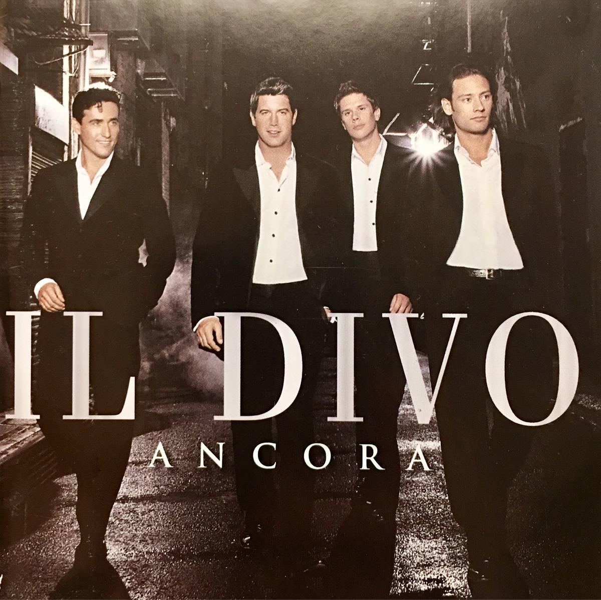 Cd il divo ancora en mercado libre for Il divo cd