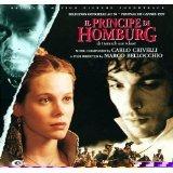 cd il principe di homburg by carlo crivelli  soundtrack