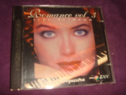 cd ilse reimann / romance vol.3