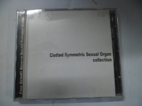 cd imp - clotted symmetric sexual organ collection frete 10