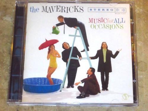 cd imp mavericks - music for all occasions (1995) c/ trisha