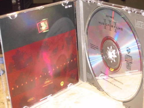 cd imp music for films iii (88) john paul jones ( zeppelin )