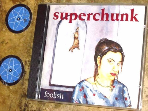 cd imp superchunk - foolish (1994)