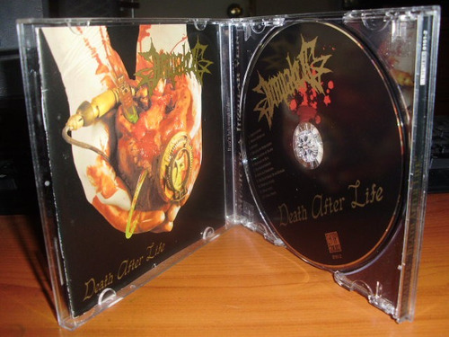cd impaled ~ death after life