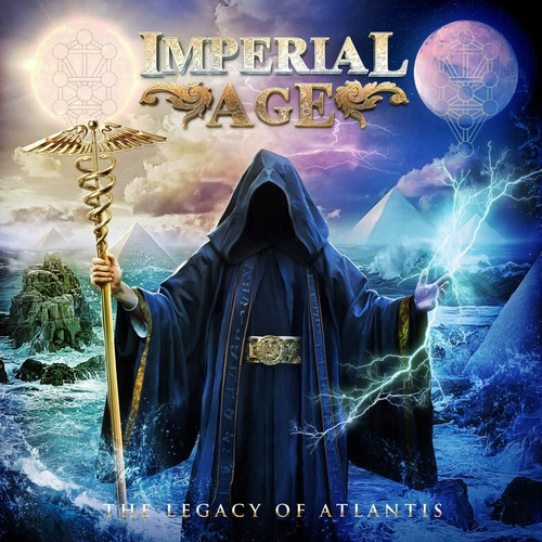 cd : imperial age - legacy of atlantis the (cd)