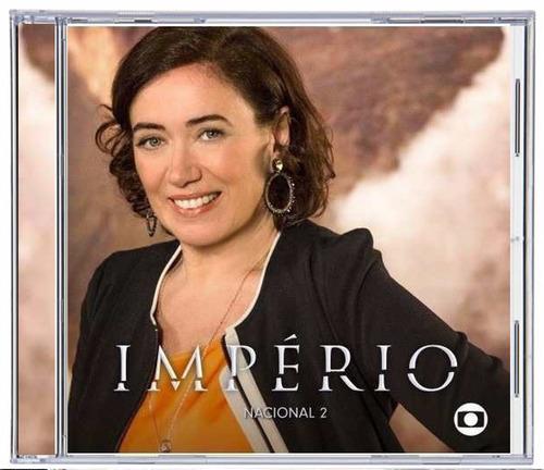 cd império vol.2 trilha sonora 2014  'original'