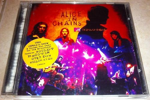 cd importado coleccion alice in chains unplugged bs 11500