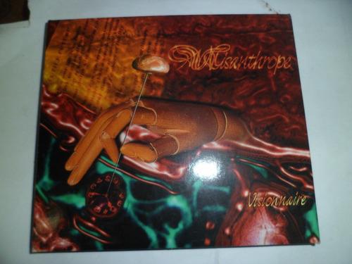 cd importado digipack - misanthrope - visionnaire frete 10