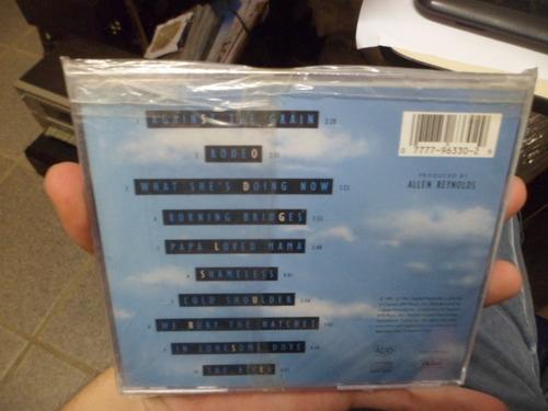 cd importado - garth brooks - ropin' the wind frete 10