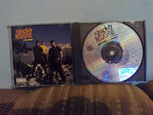 cd importado naughty by nature
