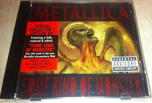 cd importado nuevo coleccion metallica some kind of monster