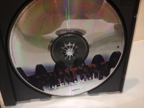 cd importado - pantera - far beyond driven - 1994