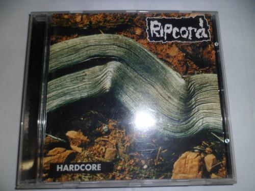 cd importado - ripcord - hardcore frete 10,00
