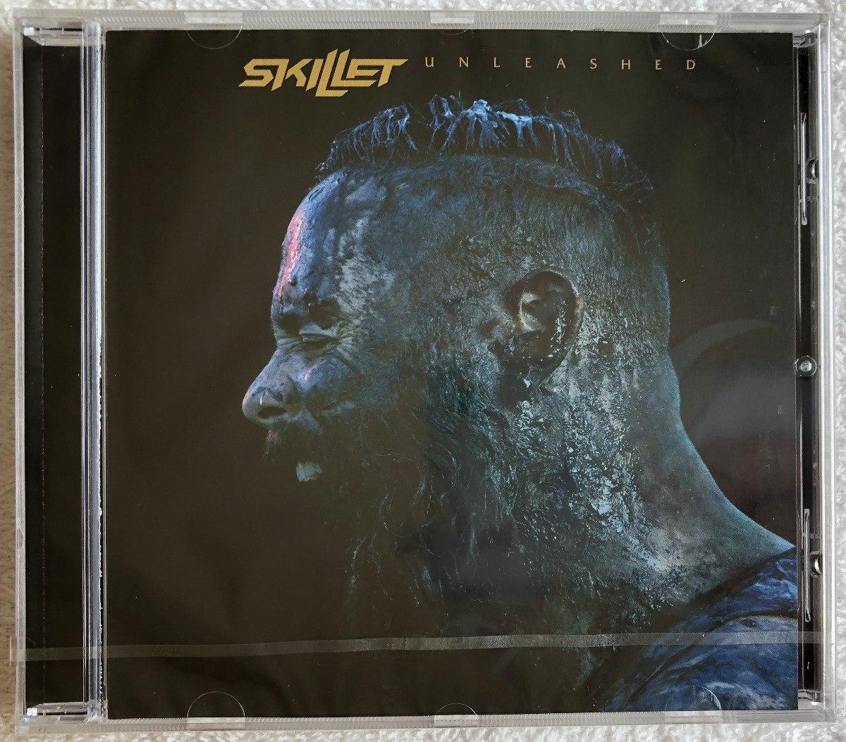 Cd Importado Skillet Unleashed 2016 Lacrado Original Raridad