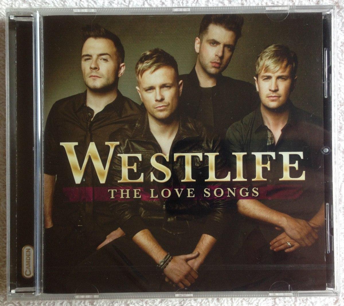 Cd Importado Westlife The Love Songs (2014) Lacrado Raridade