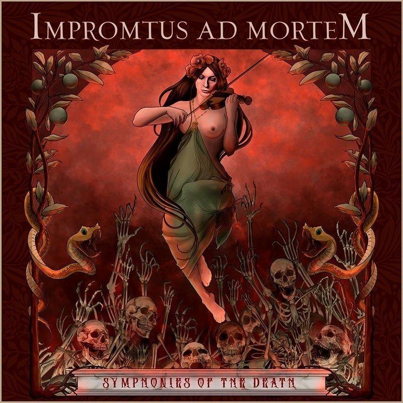 Resultado de imagen para Symphonies of the Death – Improntus ad Mortem