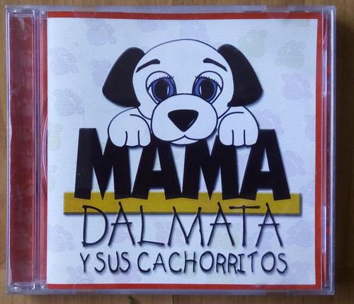 cd infantil - mama dalmata y sus cachorros ***original***