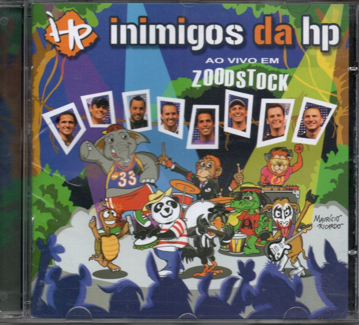 cd do inimigos da hp 2009