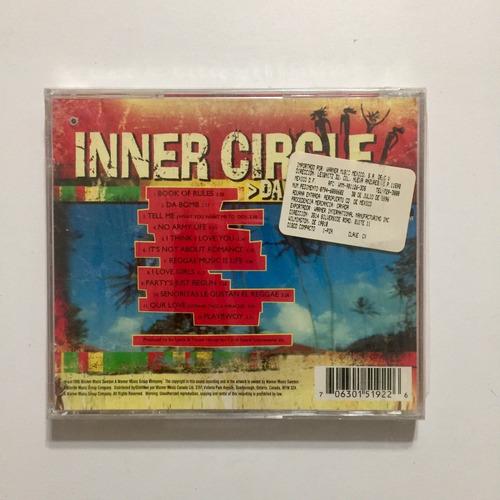 cd inner circle da bomb 1996 importado