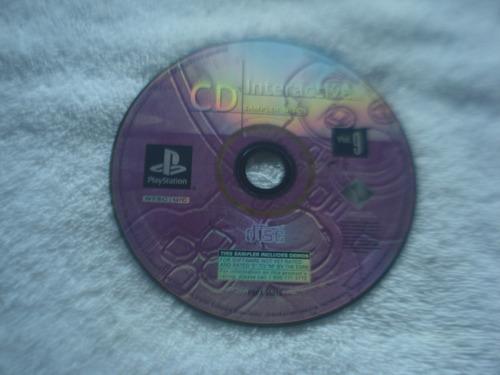 cd interact vol. 9 playstation one