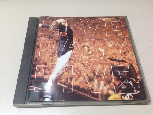 cd inxs - live baby live