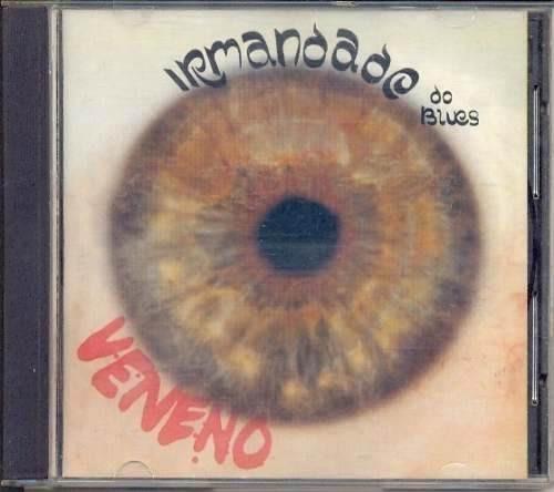cd-irmandade do blues:veneno-rock nacional,otimo estado