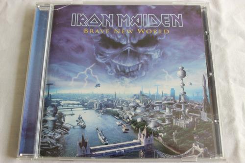 cd iron maiden brave new world