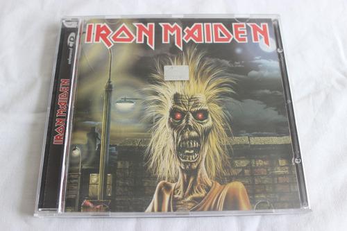 cd iron maiden iron maiden original