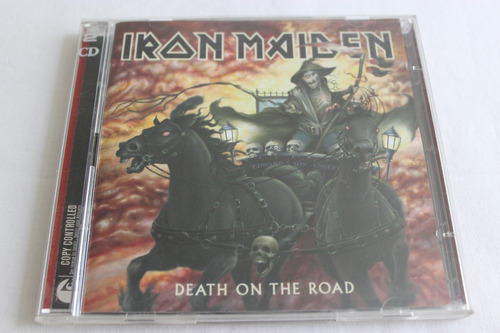 cd iron maiden live death on the road