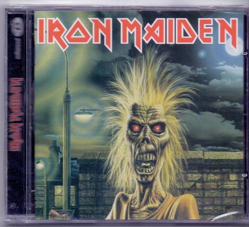 cd iron maiden - prowler - novo lacrado***