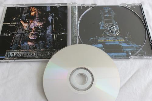 cd iron maiden the x factor original