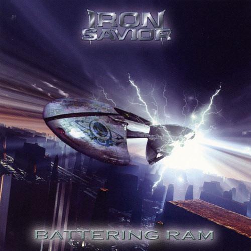 cd iron savior - battering ram
