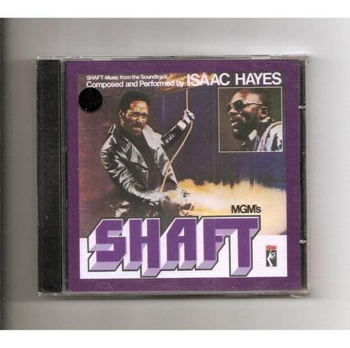 cd isaac hayes - shaft (soundtrack)