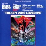 cd  ithe spy who loved me by carly simon and marvin hamlisch