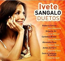 cd ivete sangalo - duetos